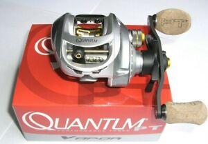 Quantum Vapor PT Series Baitcast Reel VP101SPT LEFT HANDED 6.3:1 New in Box