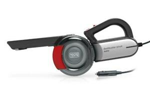 Aspirador de Mano Black&Decker PV1200AV Litio 12,5W