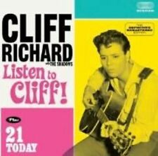 Cliff Richard Pop DualDisc Music CDs & DVDs