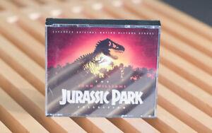 Jurassic Park 4 cd expanded score John Williams la la land
