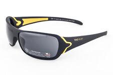 Tag Heuer Ayrton Senna 9202 Black & Yellow / Gray Outdoor Sunglasses TH9202 108