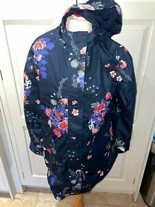 JOULES New Raine Long Navy Floral Sz 18 **OVER 50% OFF ** RRP £139 FreeUKP&P