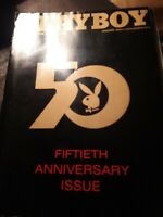Playboy January  2004 50th Anniversary Collector's Edition Issue
