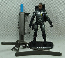 gi joe 2009  roc rise of cobra Heavy Duty  #M012