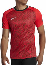 Mens Nike Soccer Football Academy Top Shirt Futbol Jersey Gym Training Gx2 Aj423