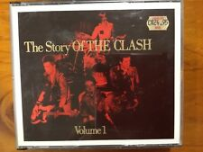 CD - The Story of the Clash Vol 1