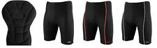 Men's Cycling Shorts Padded Bicycle Pants Cycle Wear Tights AUK