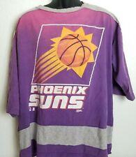 Phoenix Suns Vintage T Shirt Mens Large Basketball Nba Purple
