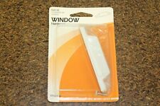Prime-Line Window Sash Lift White Carded Pack 1