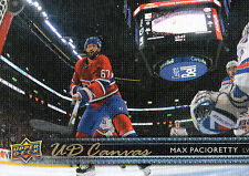 Max Pacioretty 2014/15 Upper Deck Canvas #C45