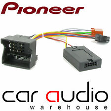 Vauxhall Corsa D 2006-2009 PIONEER Car Stereo Steering Wheel Interface Stalk Kit