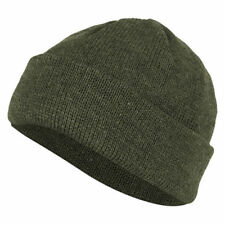 Russian army OLIVE wool od military hat arctic cap one free size winter boonie n