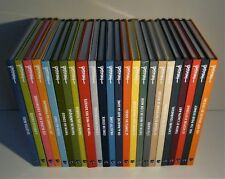 "TINTIN VERY RARE COMPLETE COLLECTION ""LES ARCHIVES TINTIN"" HERGÉ  24 ALBUMS NEW"