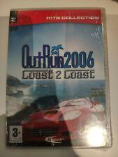 outrun out run 2006 coast to 2 coast  pc dvd rom en boite neuf