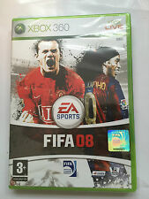 FIFA 08 For Xbox 360 (NEW & Sealed)