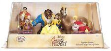 Disney Princess Beauty and the Beast 6-Piece PVC Figure Play Set