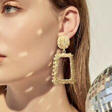 Vintage Style Geometric Earrings