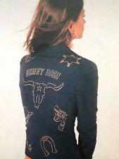 Introvabile Giacca Denny Rose Art 3230 blu Taglia  L