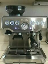 Breville BES870XL Barista Express Espresso Machine w/ Accessories!