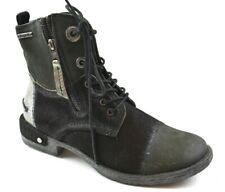 Bugatti Damen Boots Schwarz Gr.37