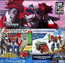 Transformers Prime RID Animated Series Beast Hunter Optimus Prime Brand new