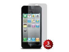 Screen Protective Film - Transparency Finish for iPhone 5/5S/5C - ( 3 Pack )