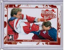 DARREN McCARTY VS CLAUDE LEMIEUX 13/14 ITG Enforcers 2 II Bloody Battles #163