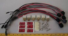 6 ALFA ROMEO relay HEADLIGHT RELAYS  NEW parts 12 volt