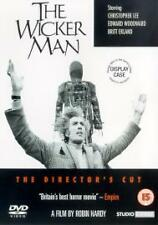 THE WICKER MAN 2 DISC SPECIAL ED DIRECTORS CUT - NEW FACTORY SEALED REGION 2 DVD