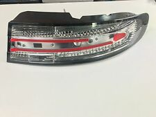 Aston Martin DB9/DBS/Virage Volante Clear Rear Lamp Kit with Black Border