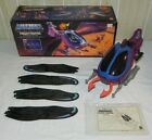 Vintage HE MAN MOTU - FRIGHT FIGHTER Vehicle  MASTERS OF THE UNIVERSE W/ BOX For Sale