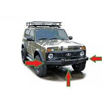 Power Bumper Lada Niva 2121 4x4 Urban 2123