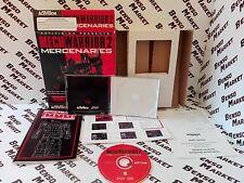 MECHWARRIOR 2 MERCENARIES PC CD-ROM BIG BOX ASIAN VERSION COMPLETO COME NUOVO