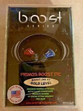Primos Boost Itc Boost Pf series only 48db of gain enhance sound