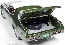 1971 Plymouth Satellite Green 1:18 Auto World 1092
