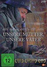 DOPPEL-DVD - Unsere Mütter, unsere Väter - Volker Bruch & Tom Schilling