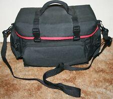 Vintage SLR Film Camera / DSLR Case / Gadget Bag With Removable Compartments