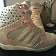 adidas neo super wedge sneaker donna