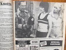 Oct-1979 Philadelphia Bulletin TV Time(DON  KNOTTS/SHIRLEY JONES/SUSIE PEVAROFF)