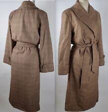 New sz L Ralph Lauren Purple Label Collection cashmere jacket coat robe style