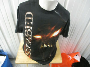 VINTAGE HANES DISTURBED THE GUY SICKNESS XL T-SHIRT NU HEAVY METAL PREOWNED