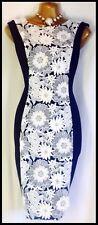 """Nueva Preciosa Phase Eight Tamaño 14 """"Belle"""" impresionante Vestido Rrp £ 130.00 agotado"""