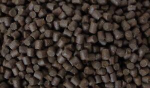 Forellenpellets, Karpfenpellets 2/3/4,5/6/8/14/20mm von Coppens 1Kg 3,59€