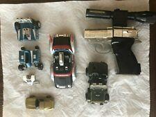Vintage G1 Transformers Mirage Megatron Hound & Psycho GoBots