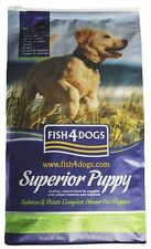 Puppy Salmon Food