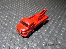 Lego System 1:87 Mercedes Rundhauber LKW Abschleppwagen