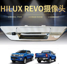 Rear Camera Reverse Tailgate Handle for Toyota Hilux Revo 2015 2016 2017 2018