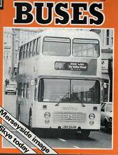 1983  MAY No 338 57506 Buses  Magazine  MERSEYSIDE IMAGE / SKYE TODAY