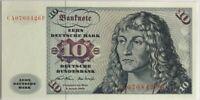 ALLEMAGNE - 10 MARK (1970) - Billet de banque (NEUF) 26P