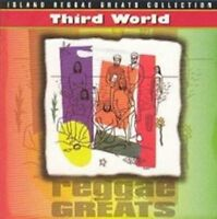 THIRD WORLD Reggae Greats CD BRAND NEW Compilation